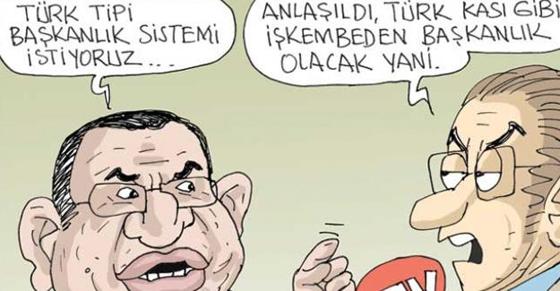 Sefer Selvi: Türk kası gibi işkembeden başkanlık
