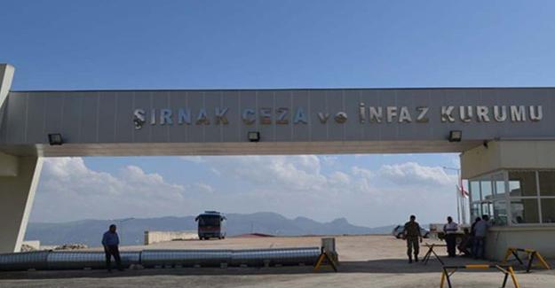 Şırnak hapishanesinde siyasi mahpuslar açlık grevine başladı