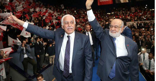 SP yeni başkanı Karamollaoğlu: Madımak da bizim acımız, Başbağlar da, Roboski de