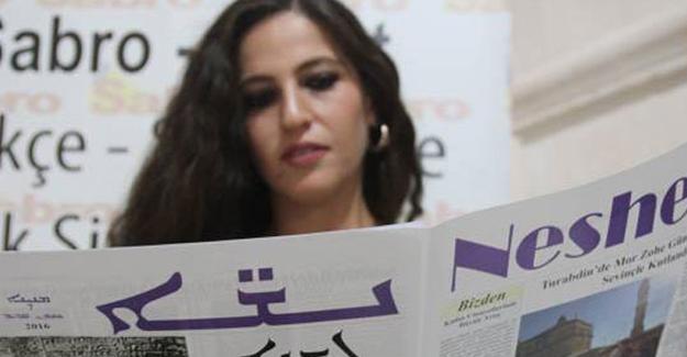 Süryani kadınların gazetesi: 'Neshe'