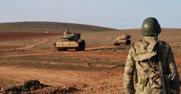 TSK: Suriye'de 1 asker yaşamını yitirdi, 3 asker yaralı