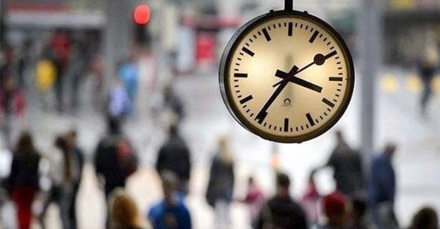Türkiye Batı'dan 1 saat daha uzaklaştı