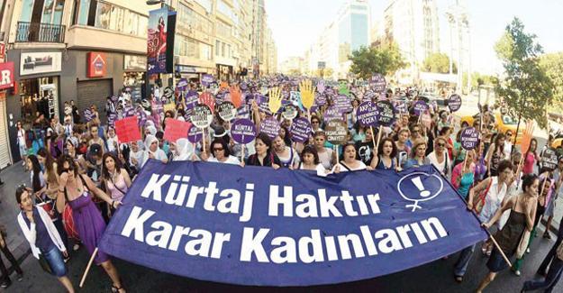 Türkiye'de 431 devlet hastanesinden 34'ü kürtaj yapıyor