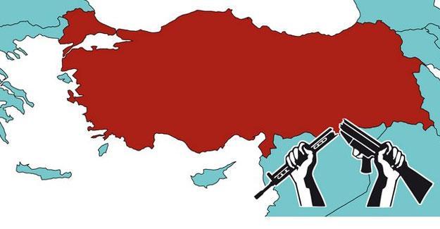 Uluslararası Savaş Karşıtları'ndan AB'ye: Erdoğan'a söyleyin canımıza yetti