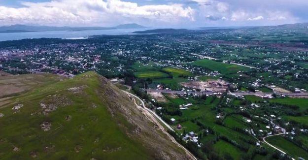 Urartuların ilk başkenti Erciş'te tarih keşfedilmeyi bekliyor