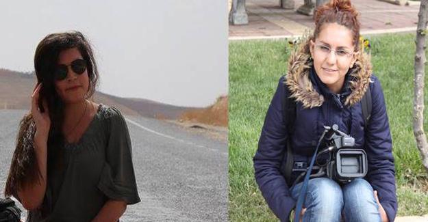 Urfa'da 2 DİHA muhabiri gözaltına alındı