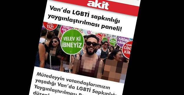 Van'da yapılacak panel öncesi LGBTİ aktivistlere tehdit