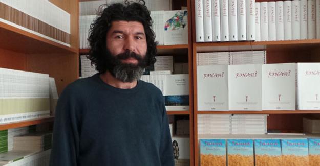 Yazar-şair Rênas Jiyan gözaltına alındı