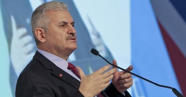 Yıldırım: Türkiye'de Kürt sorunu yok