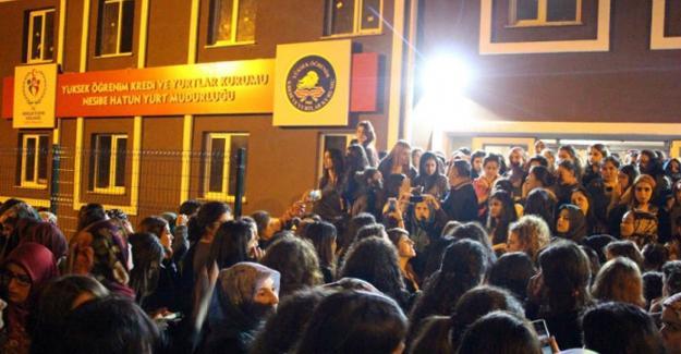 Zonguldak'taki KYK Yurdu'nda 4 günde 2 kişi kaçırıldı