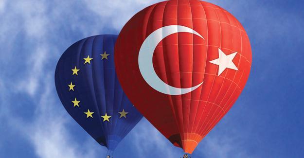 """""""AB'nin güvenliği Türkiye'nin istikrarına bağlı"""""""