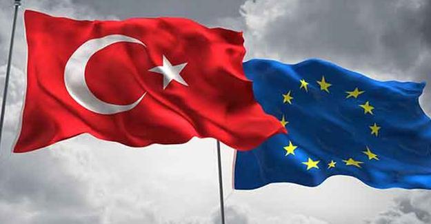 Avrupa Birliği ile Türkiye arasındaki müzakereler donduruldu
