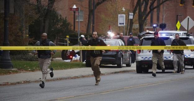 ABD'de üniversiteye saldırı: Yaralılar var