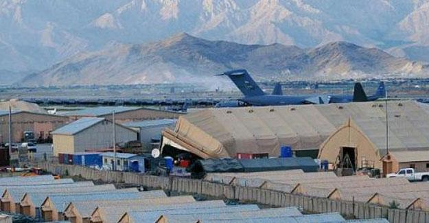 ABD'nin Afganistan'daki hava üssünde patlama