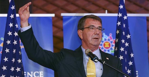 ABD Savunma Bakanı'ndan Rakka açıklaması: Memnuniyetle karşılıyorum