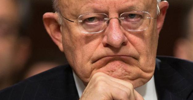 ABD Ulusal İstihbarat Direktörü James Clapper istifa etti