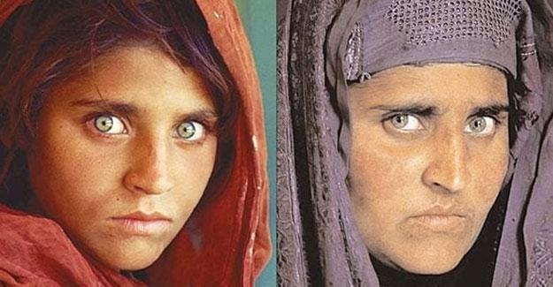 """""""Afgan kızı"""" sınırdışı edildi"""