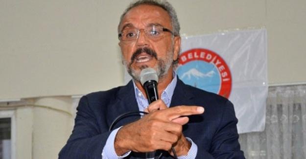Ağrı Belediyesi Eş Başkanı Sırrı Sakık'a hapis cezası