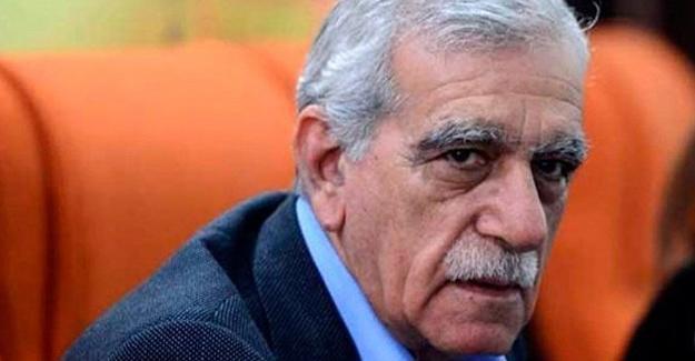 Ahmet Türk: Onurumuzdan başka kaybedeceğimiz bir şeyimiz yok