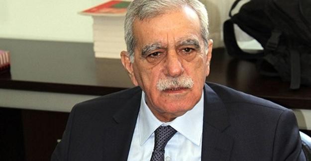 Ahmet Türk:  Faşizme karşı demokratik bir cepheyi oluşturmak şarttır