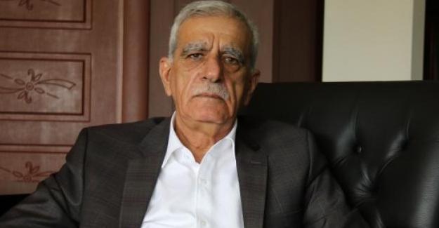 Ahmet Türk'ün tutukluluğuna itiraz edildi