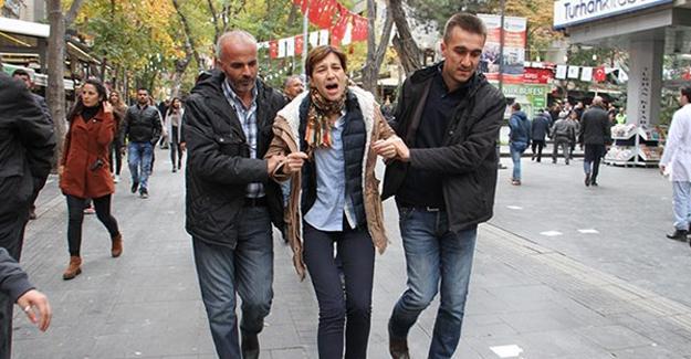 Akademisyen Nuriye Gülmen 8. kez gözaltına alındı