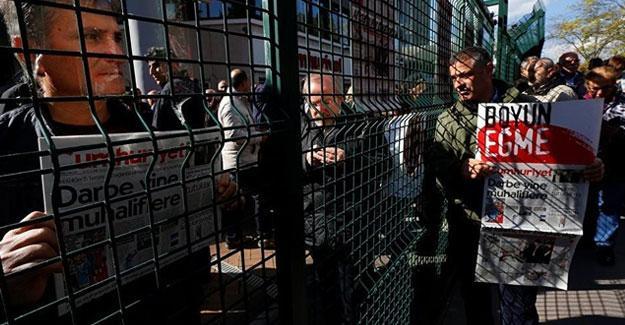 Almanya'dan Türkiye'ye: Basın ve ifade özgürlüğünün kısıtlanması endişe verici