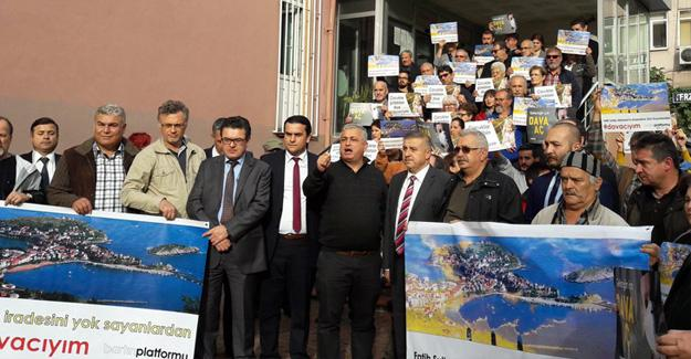 Amasra'da termik santrale karşı 2 bin kişilik dava
