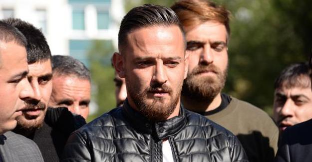 Amedspor futbolcusu Deniz Naki hakkında karar