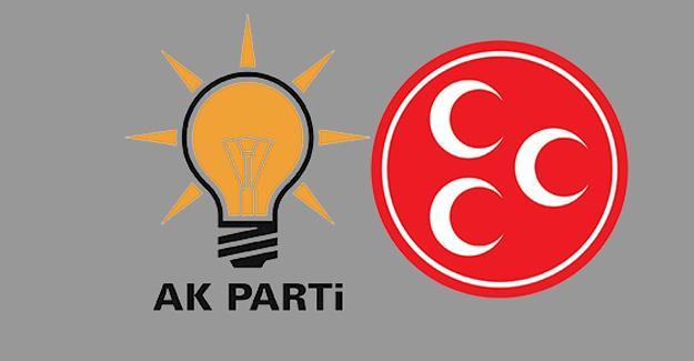 Anayasa teklifi MHP'ye iletildi