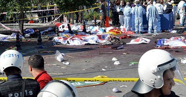 Ankara Gar'ı katliamı sanığı: Ben bir Müslüman olarak