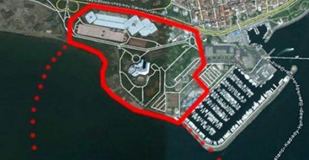 Ataköy'deki mega yat limanı projesine onay