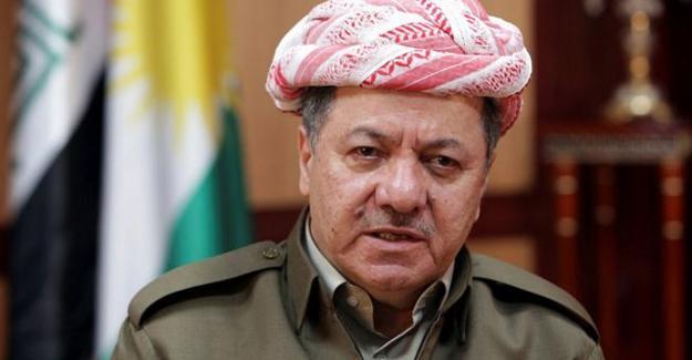 Barzani: Çözüm sürecinin yeniden başlaması için yardıma hazırız