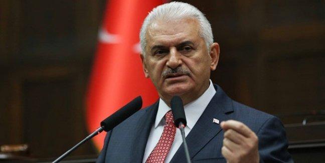 Başbakan Binali Yıldırım'dan HDP'ye yanıt