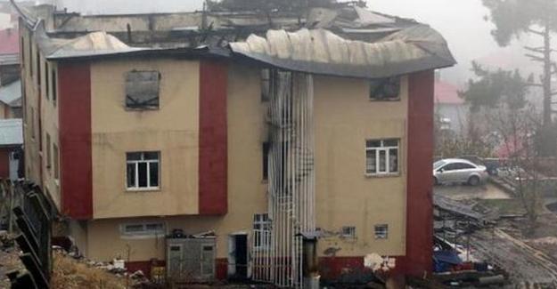 Başbakan Yardımcısı Kaynak: Yangın çıkış kapısı kilitli değilmiş