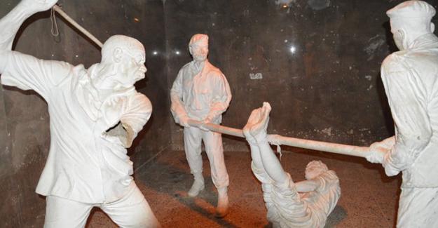 Başlangıç: Bütün zulümlerin sonu bir utanç müzesi olacak