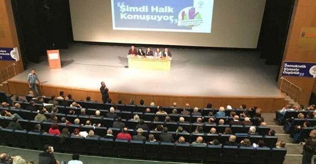 Baydemir: AKP Kürtler statü sahibi olmasın diye 2 yıldır bu acıları yaşatıyor