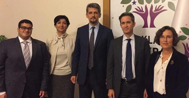 BM Raportörü HDP'yi ziyaret etti