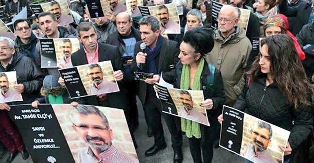 Cezaevindeki Selahattin Demirtaş'tan Tahir Elçi mesajı