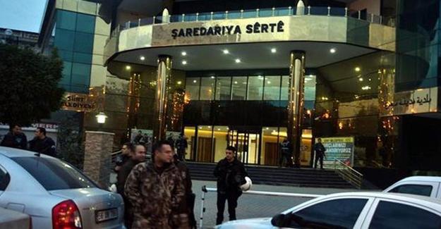 DBP'li Siirt ve Dersim Belediye Başkanları gözaltına alındı