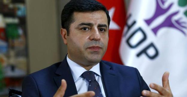 Demirtaş'a Star Gazetesi davası: 3 yıla kadar hapis istemi