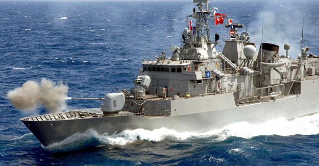 Deniz Kuvvetleri'nden 291 personel görevden uzaklaştırıldı