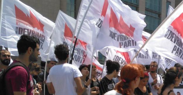 Devrimci Parti İzmir ve Muğla il binalarına polis baskını