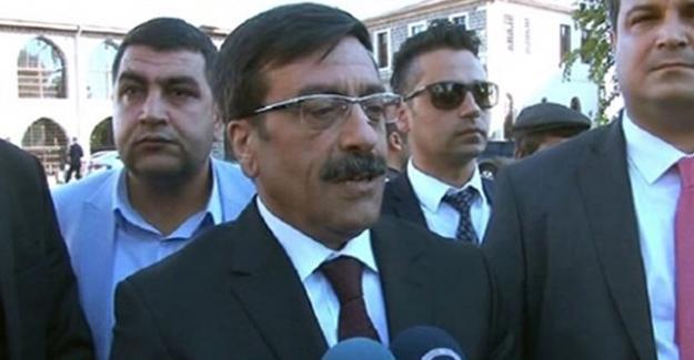 Diyarbakır Büyükşehir Belediyesi'ne atanan kayyum: Rabbim bizi koruyacak