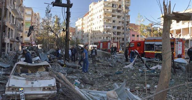 Diyarbakır'daki bombalı saldırıda ölenlerin sayısı 11'e çıktı