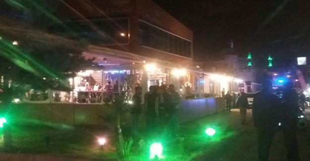 Diyarbakır'da Aleyna Tilki'nin konser verdiği kafeye saldırı: Yaralılar var