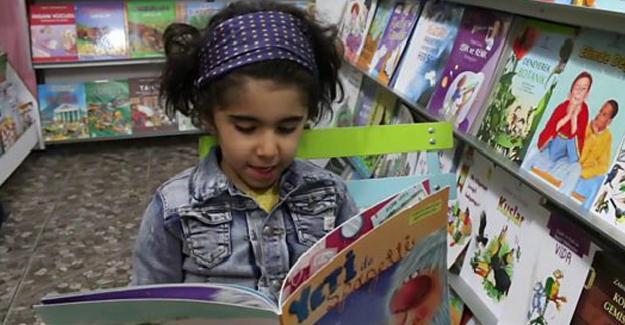 Diyarbakır'ın ilk çocuk kitabevi Monakids