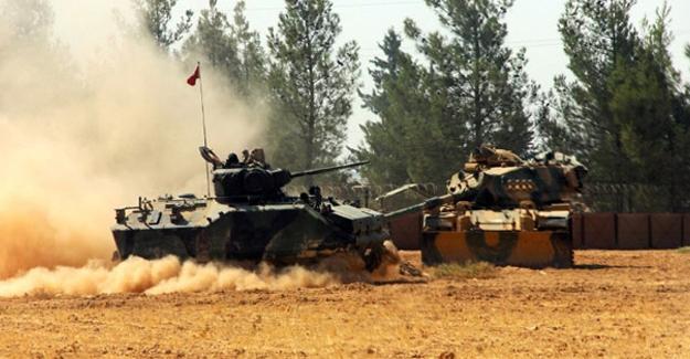 El Bab'da IŞİD saldırısı: 5 asker yaralı