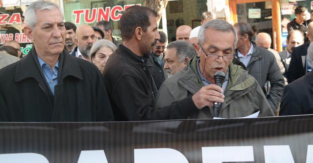 Elazığ'da tutuklama protestoları devam ediyor