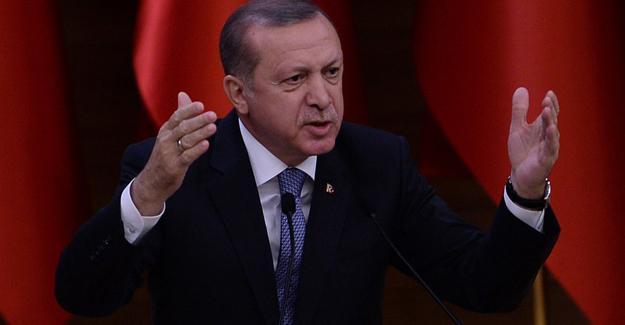Erdoğan: Arkamızda YPG var dediniz, gelsin sizi kurtarsın
